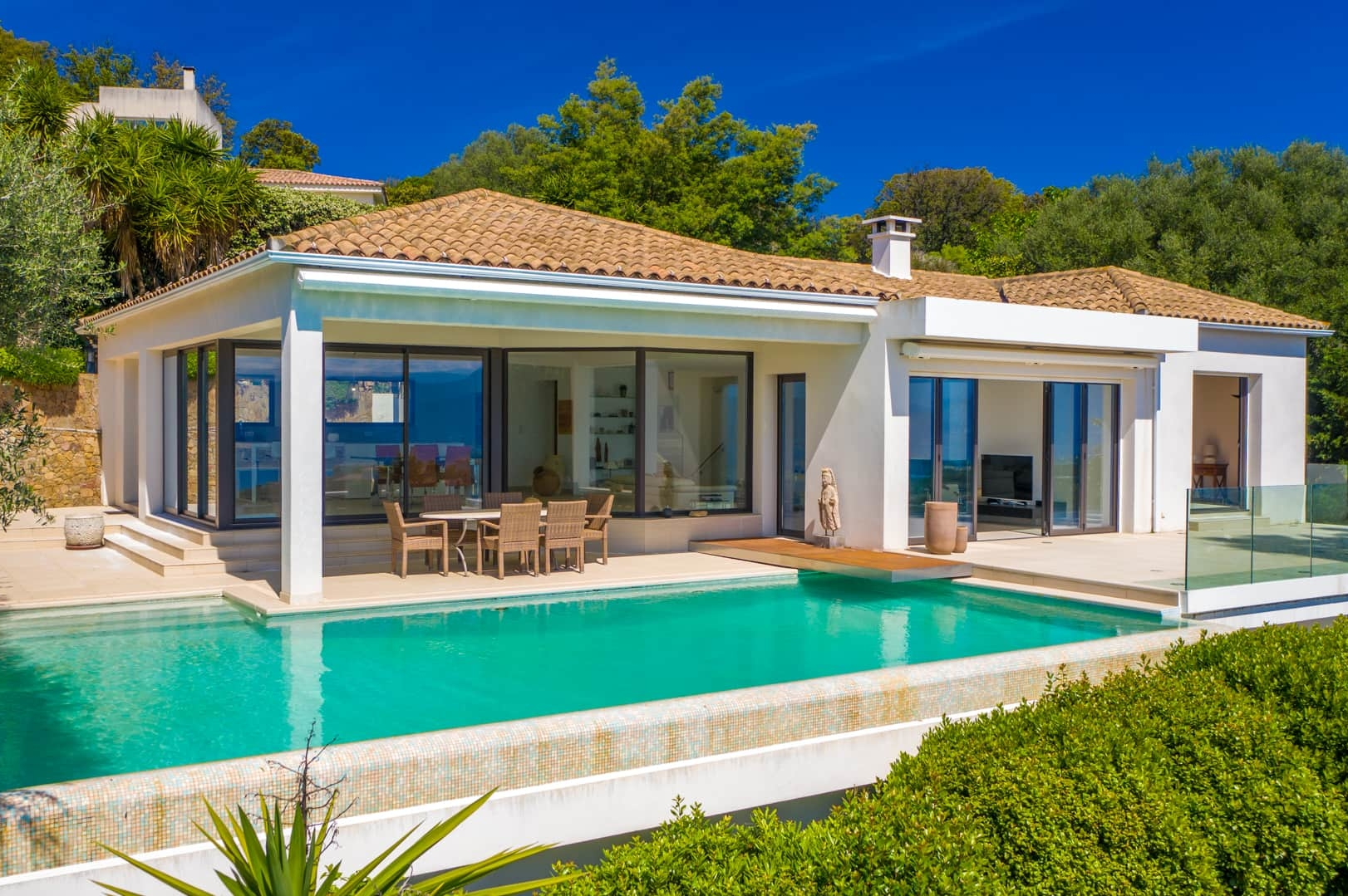 Villa exception ajaccio