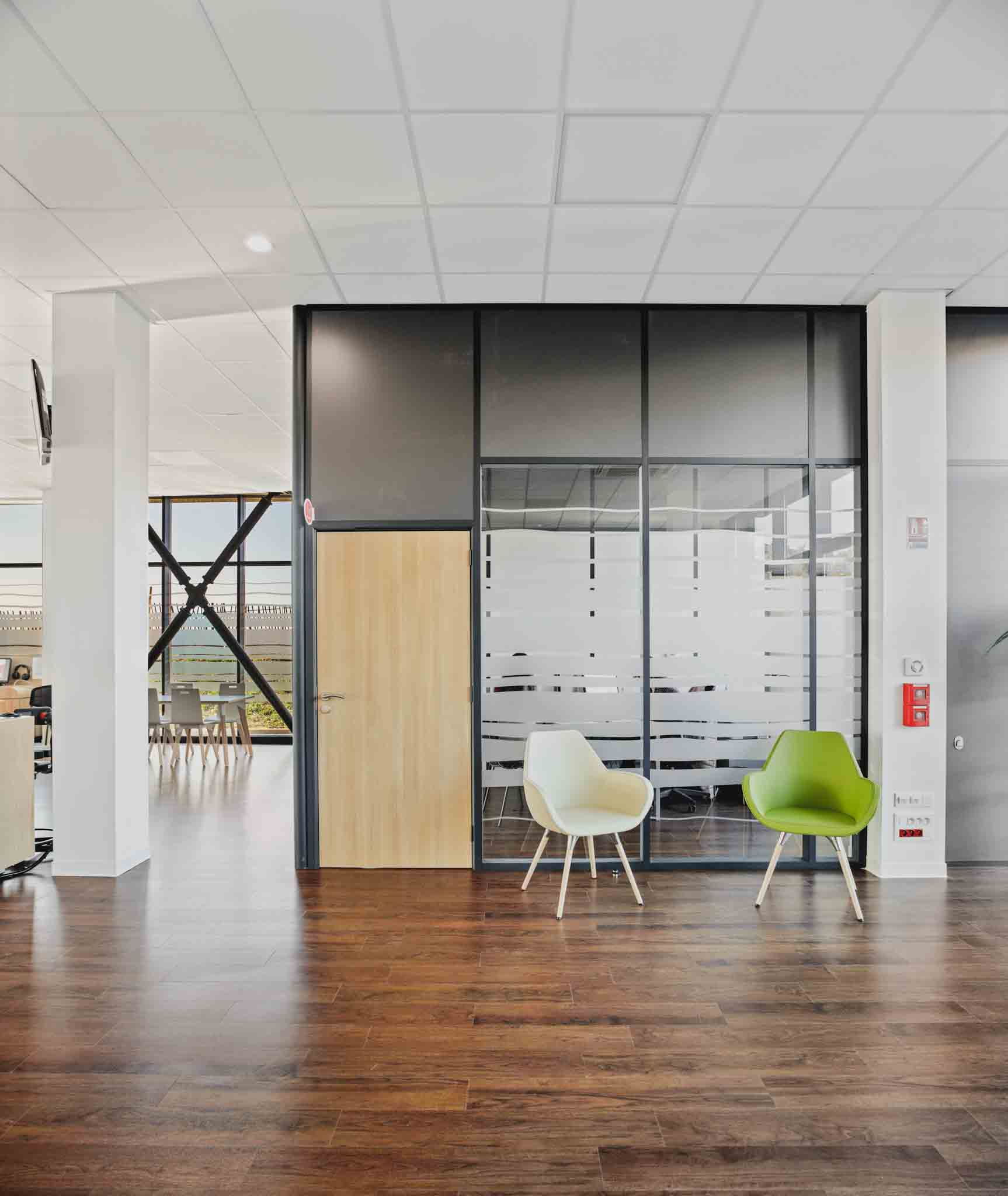 Pole Emploi Manosque PRVP Architectes